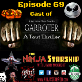 Ninja Starship, Episode 69 – Halloween Special and Hell in a Cell Predictions