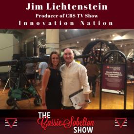 Cassie Sobelton Show, Innovation Nation Producer