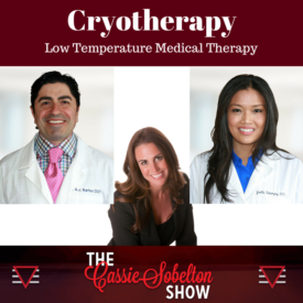 The Cassie Sobelton Show: Cryotherapy