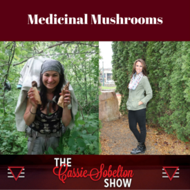 The Cassie Sobelton Show: Medicinal Mushrooms