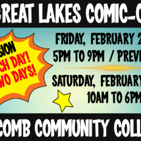 Live from Great Lakes Comic Con – Batman v Superman, Stars Wars, The Martha Moment and More