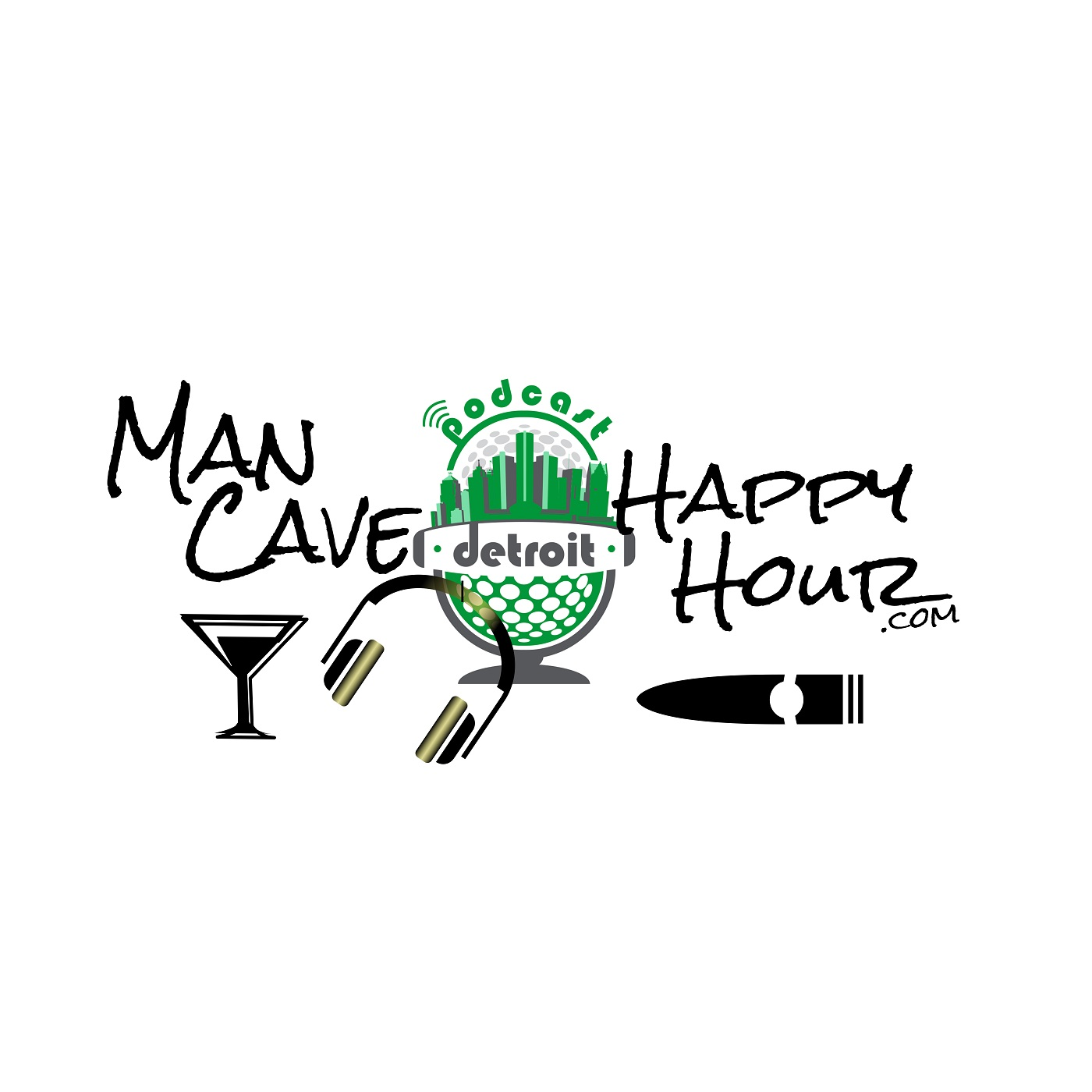 Man Cave Happy Hour